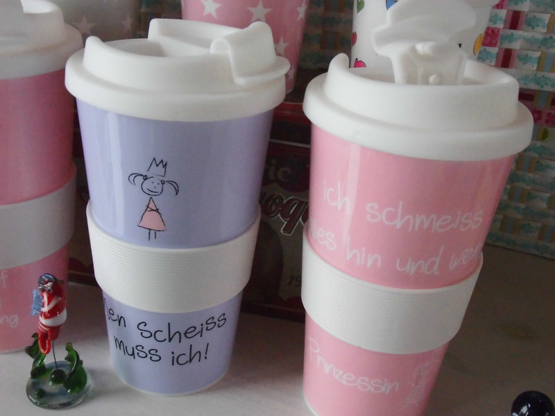 Coffee to go Becher Kunststoff Pp-coffee to Go-becher ♥
