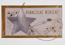 Good old friends Sternschnuppen Karte Gute Wünsche
