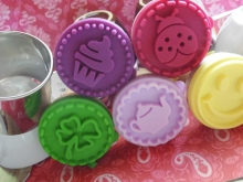 RBV Birkmann MINI Keks Stempel Cookie Stamp