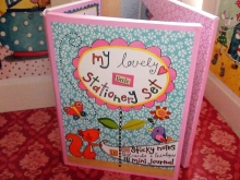 Rachel Ellen Designs Schreib-set My lovely Stationery Block