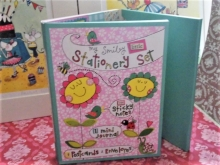 Rachel Ellen Designs Schreib-set My Smiley Block