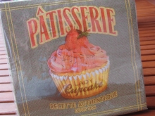 ♥ Papierservietten Patisserie 20er Set