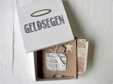 Good old friends Geldgeschenk Box Geldsegen