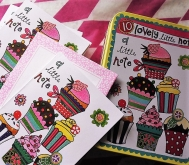 Rachel Ellen Designs Dose Lovely little Notes mit Karten